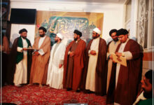Photo of Celebration ceremony of the Indian memorizers and reciters of the Holy Quran